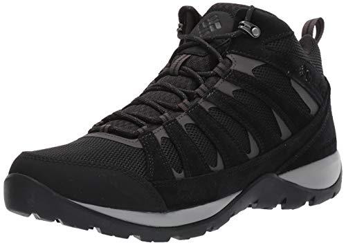 Columbia Redmond V2 Mid WP, chaussures de randonnée imperméables pour homme