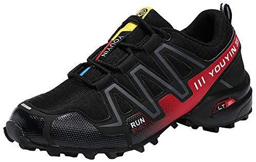 Homme Chaussures de Randonnée Étanche Inusable Respirent , Chaussures à Randonnée, Sneakers Chaussures de Course