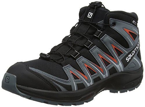 SALOMON XA Pro 3D Mid CSWP J, Chaussures de trail mixte pour enfant
