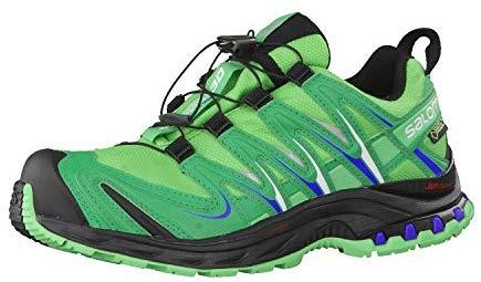 SALOMON XA Pro 3D GTX, Chaussures de trail femme - - (hellgrün / grün), 4.5 UK - 37.1 / 3 EU EU