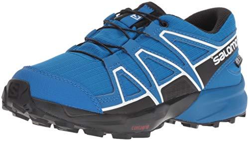 SALOMON Speedcross CSWP J, Chaussures de trail mixte pour enfant